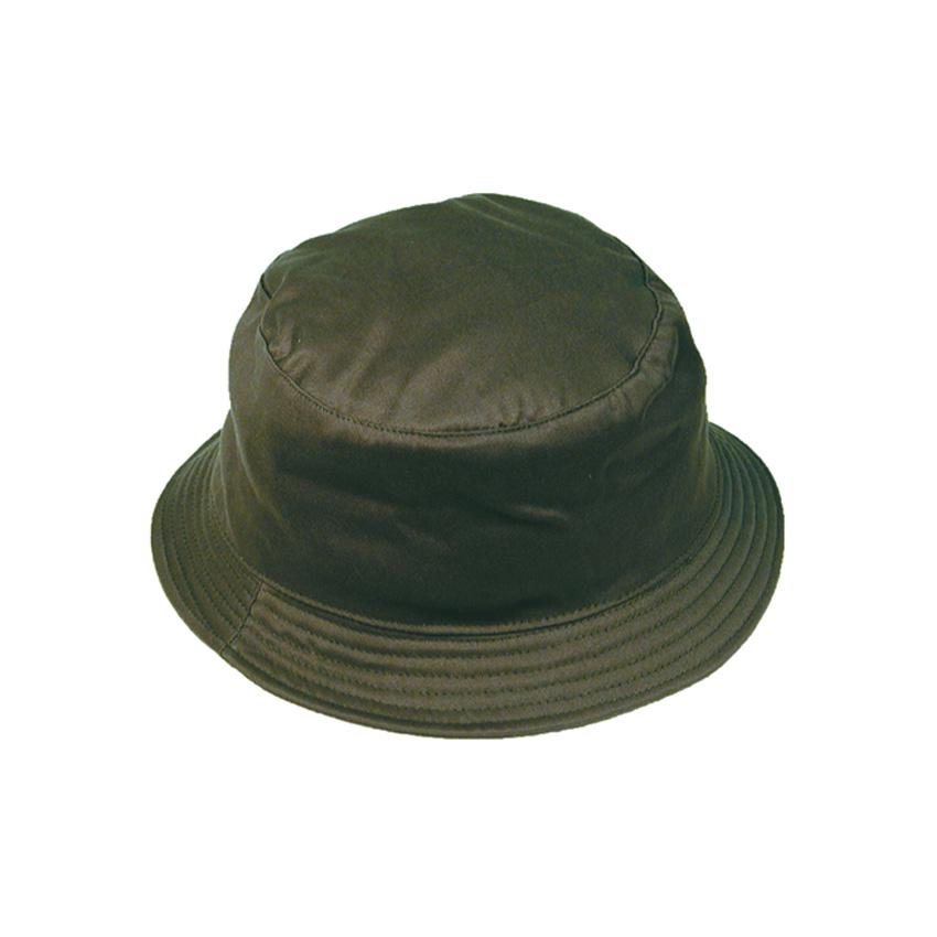Cappello Caschetto Verde Estivo