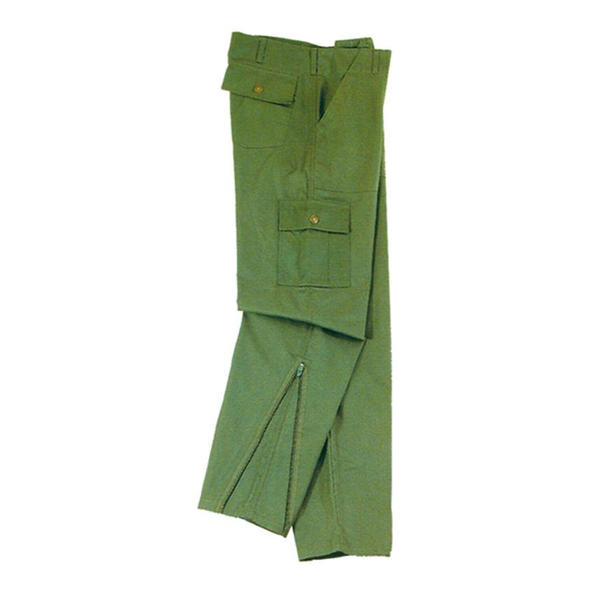 Pantalone U.S. Army Foderato 6 Tasche Verde