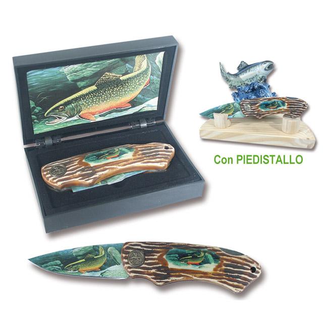 "Coltello ""Antlers Fish"""