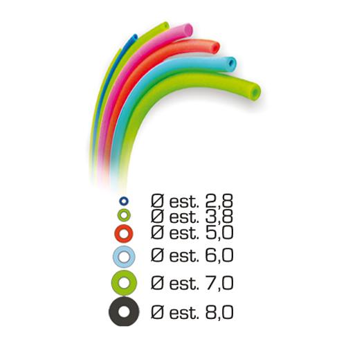 Elastico Ricambio Fionda Tubolare cm 60 Art.290