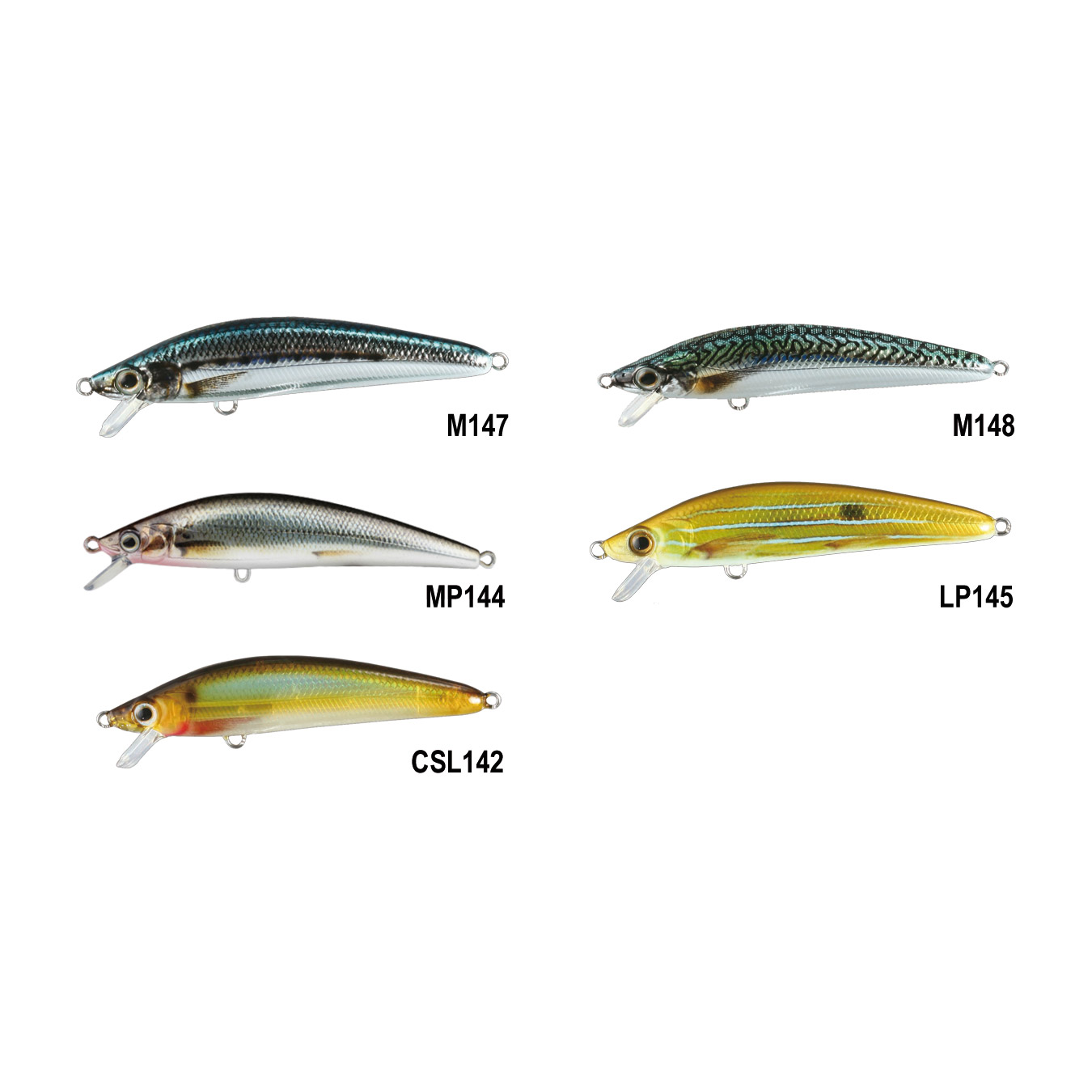 Jerkbait Inna 95 mm - 16,5g 3 Ft