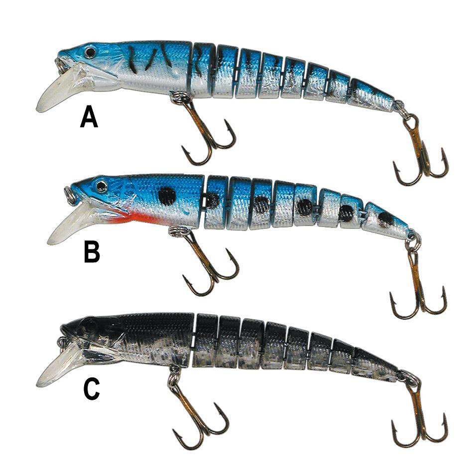 Pesce Multisnodo cm.12