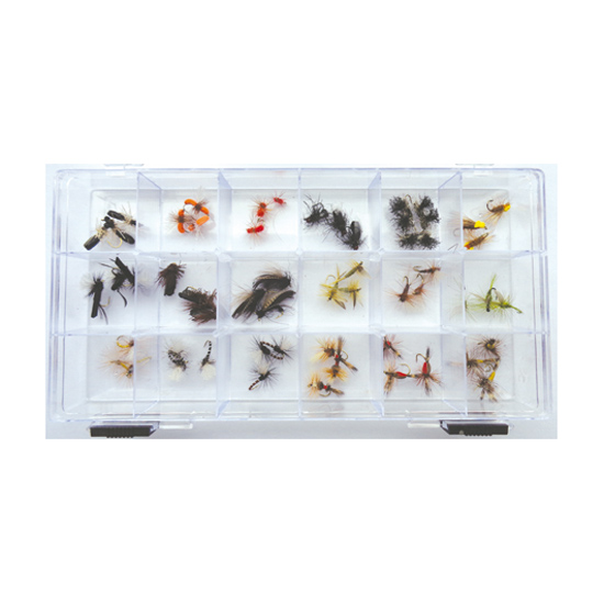 Mosche Dry Fly Assortite