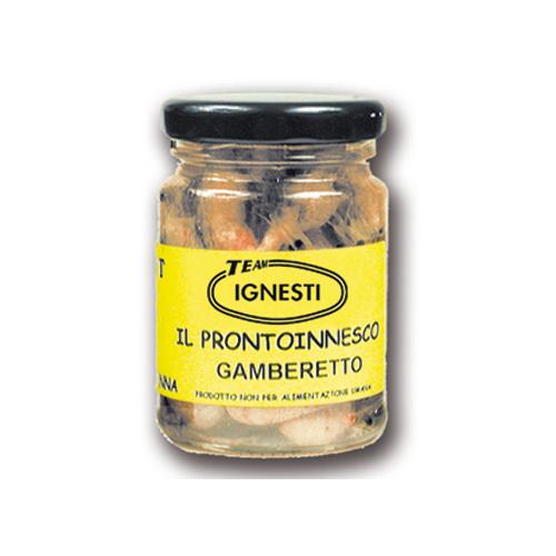 Gamberetti in vasetto 30 gr