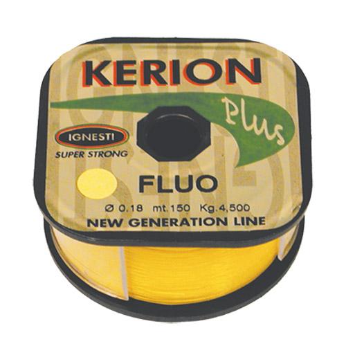 Monofilo New Kerion Yellow 150 mt