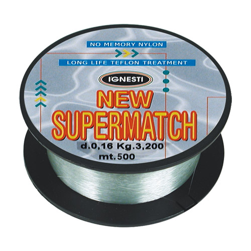 Monofilo Super Match 500 mt