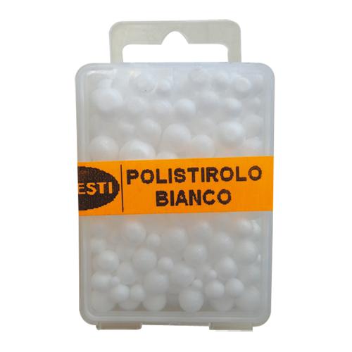 Polistirolo in Scatola Bianco