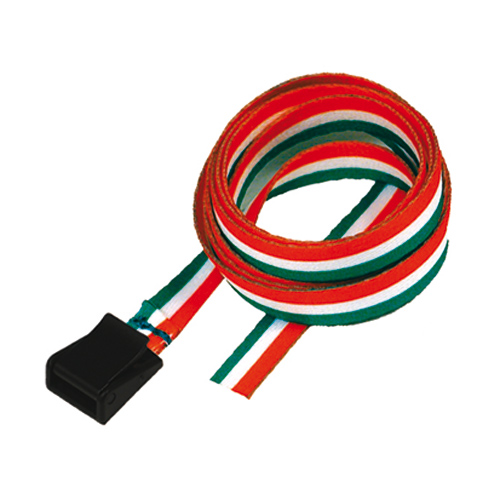 Cinturino Tricolore Plastica