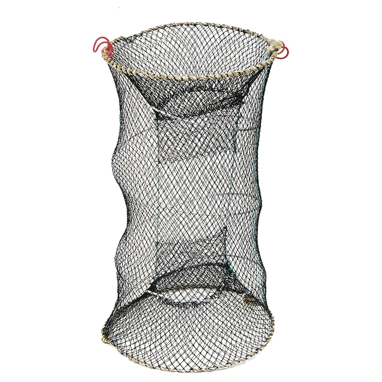 Trappola per Pesci Cilindrica a Molla