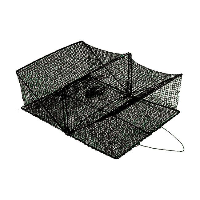 Trappola per Pesci Rettangolare a Ventaglio cm.60