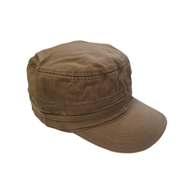 Cappello Cubano Verde Originale con Regolo Tg. Unica