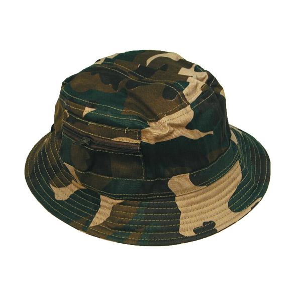 Cappello Caschetto Mimetico
