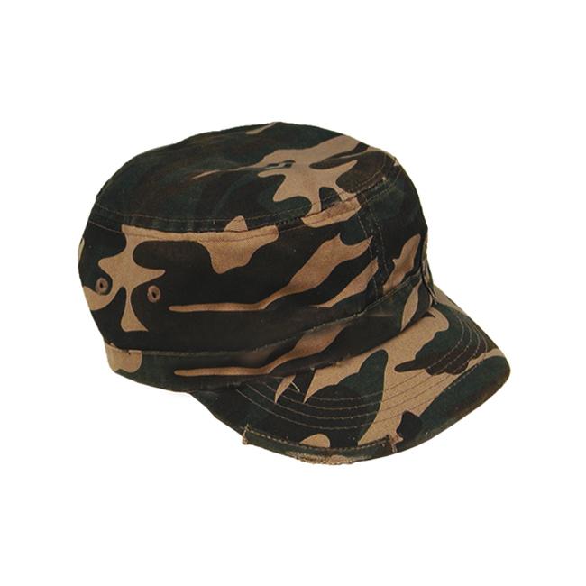 Cappello Cubano Mimetico Originale