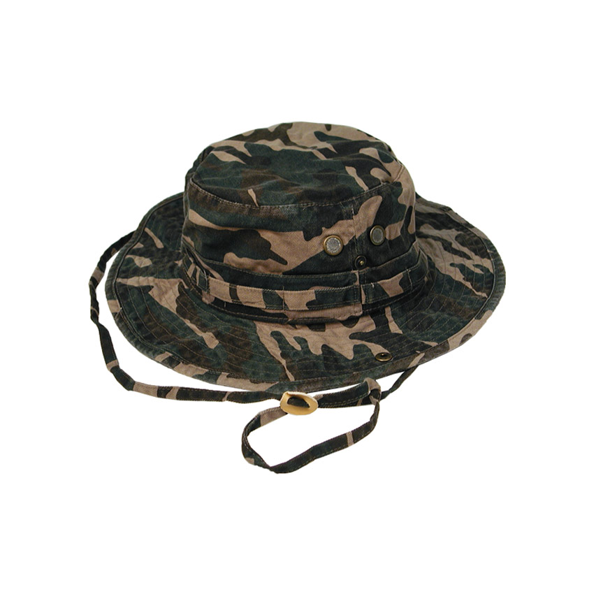 Cappello Australiano Mimetico