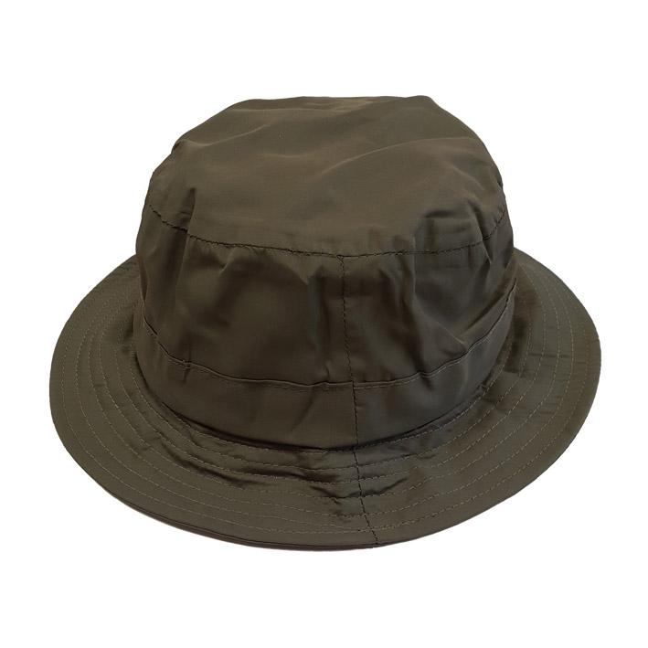 Cappello Caschetto Verde Idrorepellente