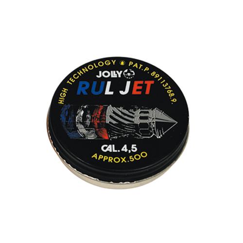 Pallini Rull Jet Testa a Punta Ø 4,5 mm 500 pz