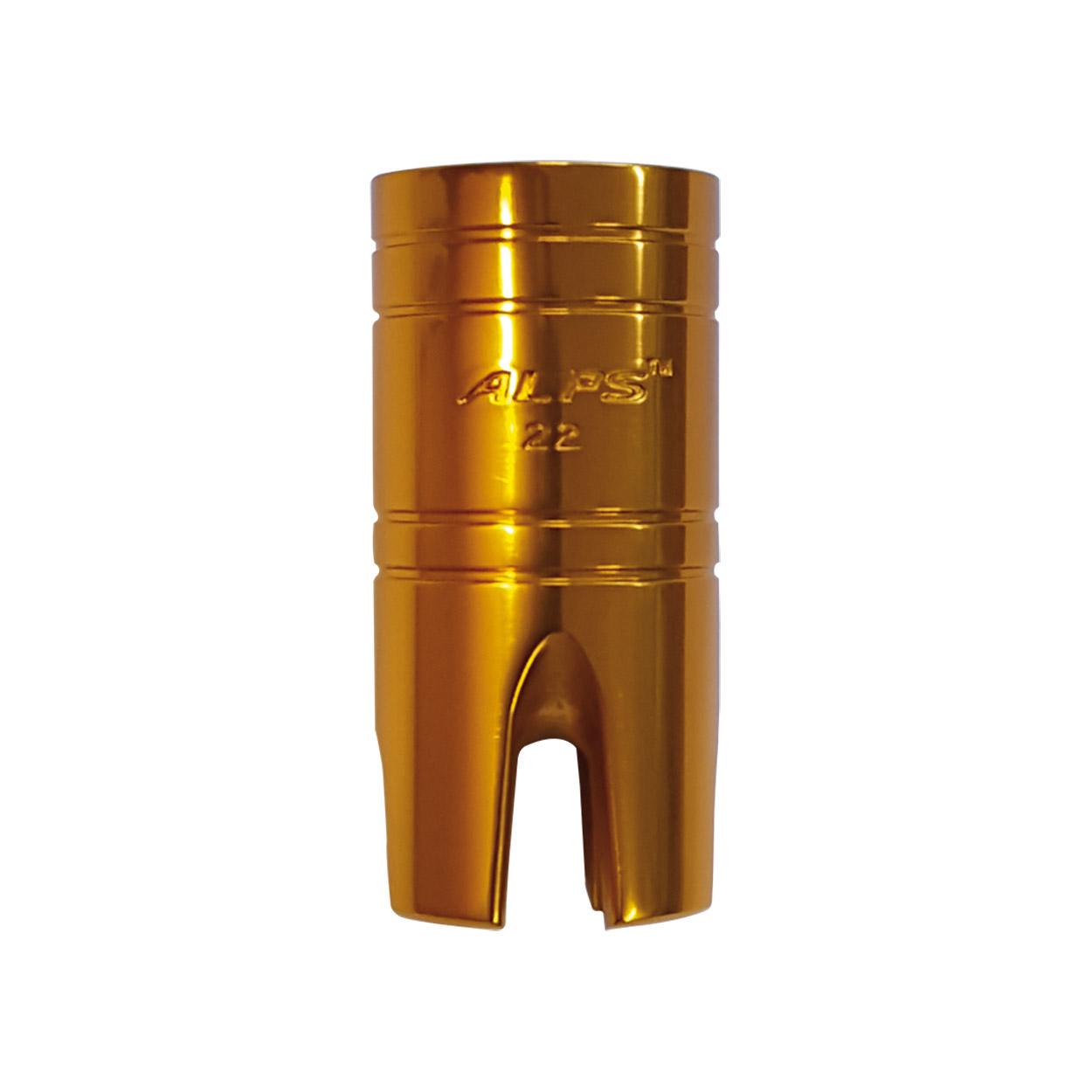 Crocera Alluminio Gimbals per Canna Gold