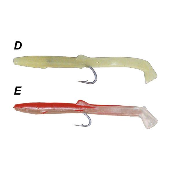 Anguillette tipo Raglou con Amo  cm 7,5