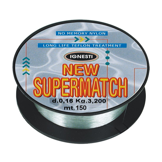 Monofilo Super Match 150 mt