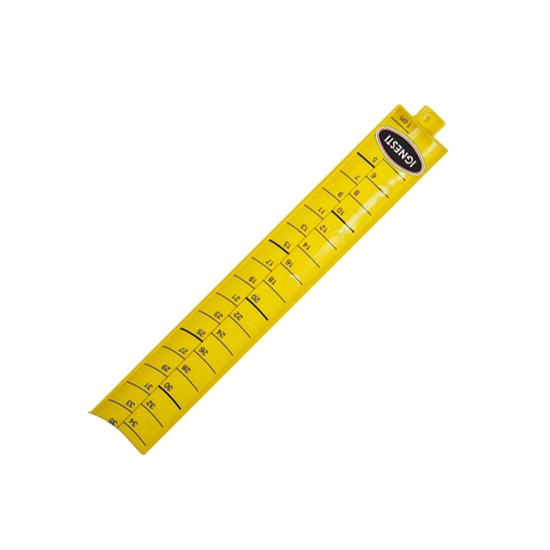 Misura Pesci Plastica 36 cm