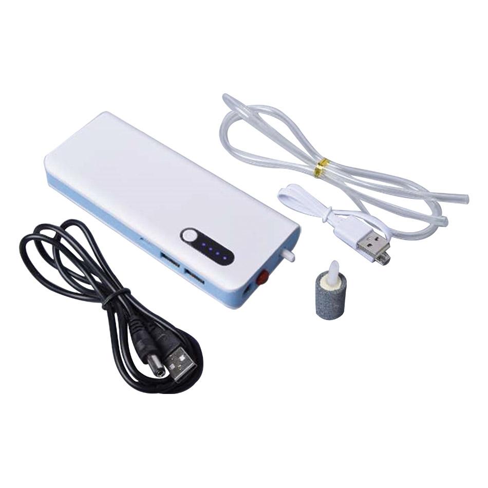 Dispositivo Multifunzione Ossigenatore 2 Speed con Ricarica USB