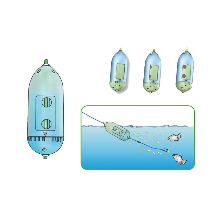 Pasturatore scorrevole galleggiante Art.106