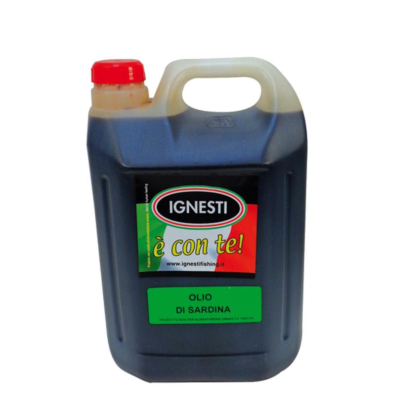 Olio di Sarda Naturale in tanica 5 lt