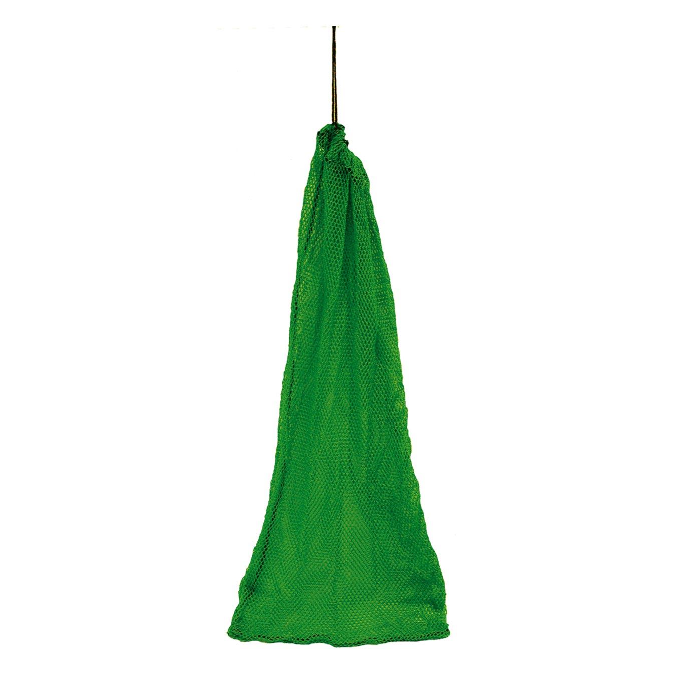 Sacco Strozzo Rete Pesante Verde Brillante