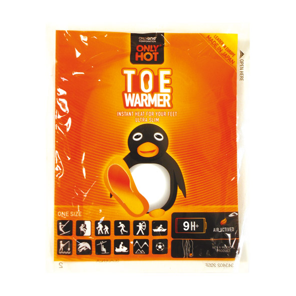 Scalda Piedi Foot Toe Only Hot - Pinguino 9 H