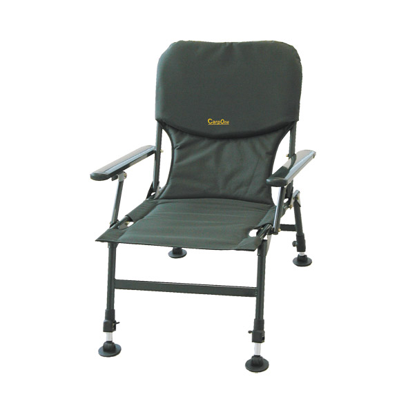 Sedia Basic 4 Piedi con Braccioli Seduta