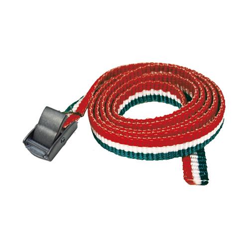 Cinturino Tricolore Metallo