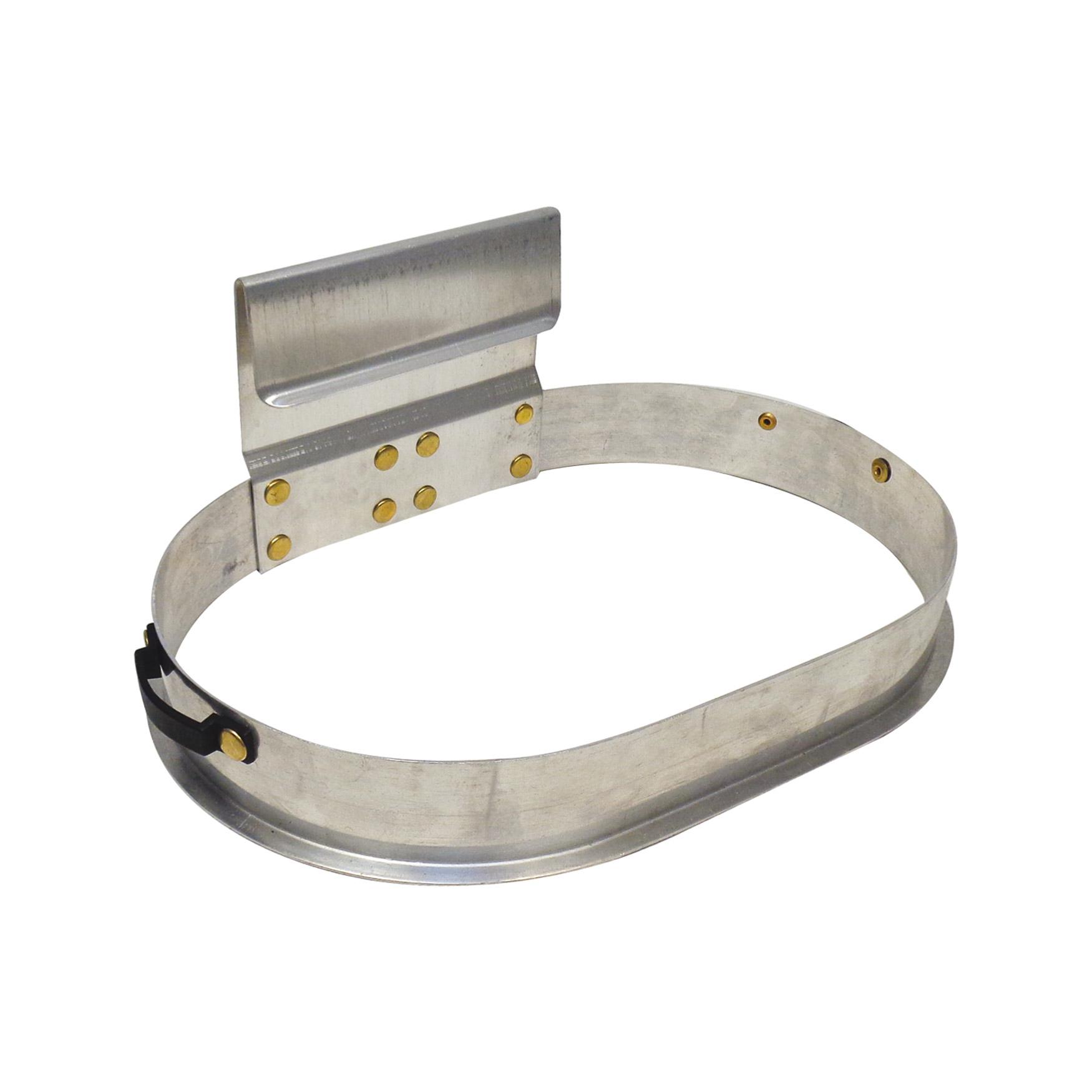 Tendisacco Alluminio Ovale con Asole