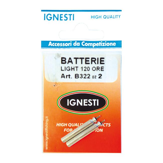Batterie Litio 3v