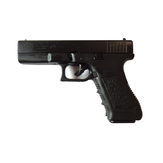 Pistola Semiautomatica a Salve GAP (Simil Glock17) Calibro 8
