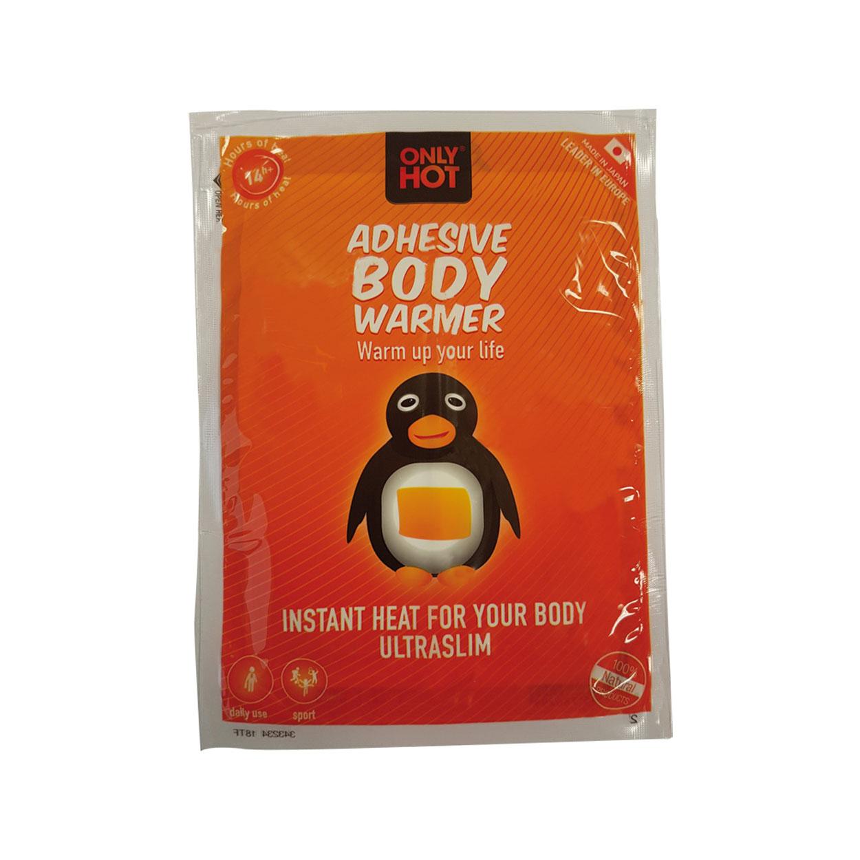 Scalda Corpo Adesivo Only Hot - Pinguino 14 H
