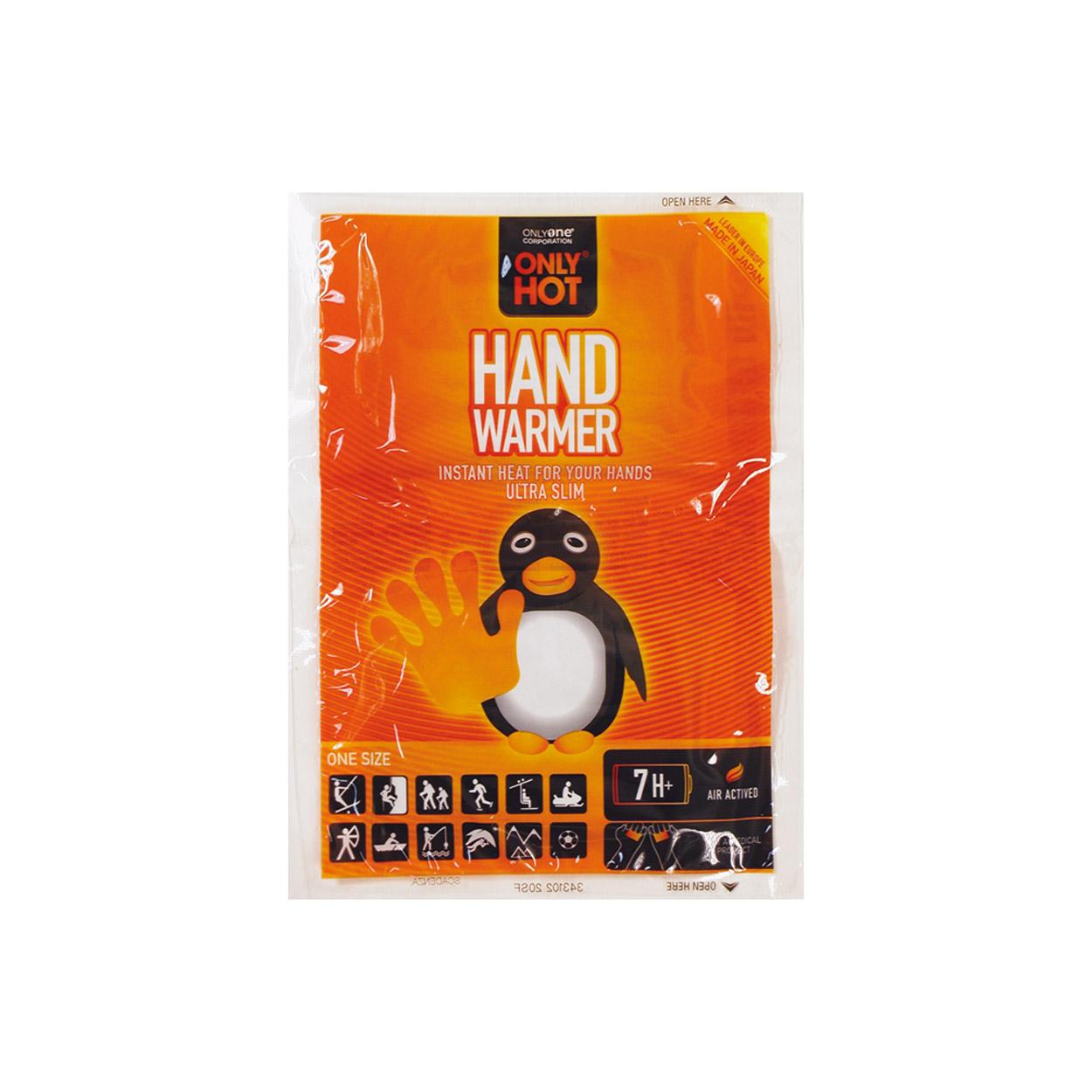 Scalda Mani Hand Only Hot - Pinguino 10 H